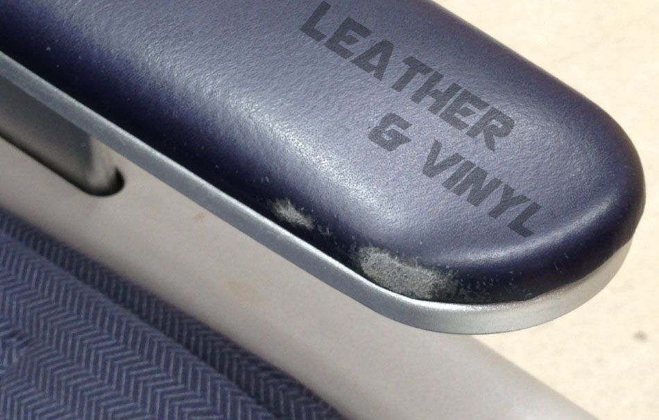 leather repair, touch up, reconditioning
